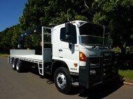 2013 Hino FM 2630-500 Series