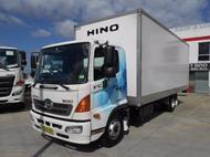 Used 2012 Hino 500 S