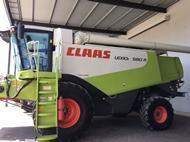 Used 2008 Claas 580R