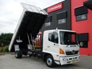 2005 Hino FD Ranger 6 TIPPER TA