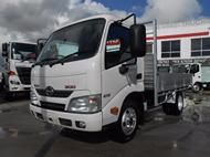 2012 Hino Auto 300 Series IFS 6