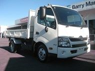 New 2016 Hino 617 in