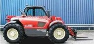 Used 2003 Manitou ML