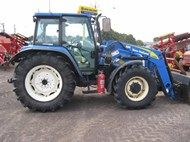 Used Holland T5060 i