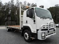 Used 2009 Isuzu FVD1