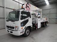 2017 Fuso Fighter 1424