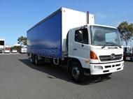 Used 2004 Hino GH in