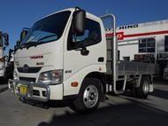 2015 Hino 300 Series 616 IFS AU