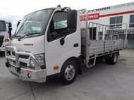 2014 Hino 300 Series 617 Trade