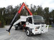 Used 2005 Isuzu FVR9