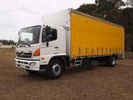Used 2011 Hino 500 S