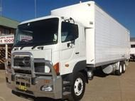 Used 2004 Hino FS in