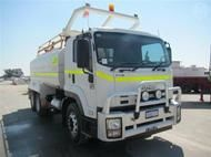 Used 2012 Isuzu FVZ