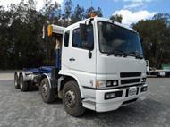 1999 Fuso FS527 (8x4)