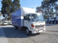 Used 2006 Hino GD in