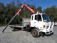 2008 Fuso Fighter 10
