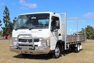 2016 Fuso Canter 515 Manual, Ca