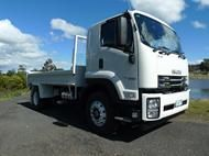 Used 2016 Isuzu FVR