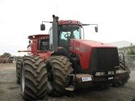 Used CASE IH STX450