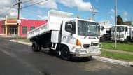 Used 2006 Hino FC in