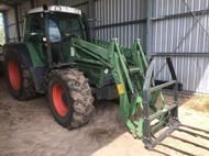 Used Fendt 714 in So