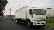 Used 2012 Isuzu FVD