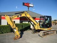 2011 Caterpillar 308D CR Excava