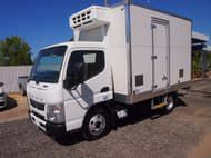 2016 Fuso Canter 515 AMT 2 Pall