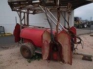 Silvan 3 Row Air Blast Sprayer