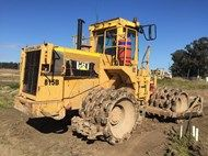 Used Caterpillar 815