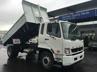 New 2015 Fuso Fighte