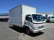 Used 2010 Hino 300-6