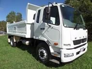 2012 Fuso Fighter 1627 FM