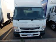 2017 Fuso Canter 615 6 Pallet C