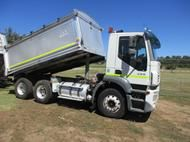 2005 Iveco STRALIS TIPPER