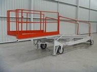 1994 Metcalfe Mobile Ladder Pla