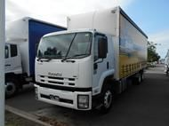 Used 2008 Isuzu FVM1