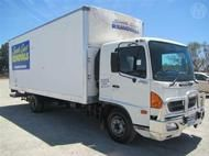 Used 2006 Hino FD in