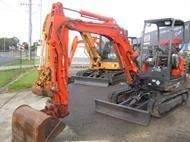 Used 2009 Kubota KX9