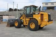 2013 Caterpillar 930H Wheel Loa