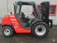 2017 Manitou MH25-4T buggie- 4x