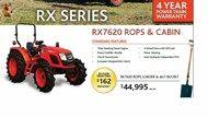 New 2014 Kioti RX762