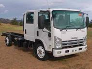 2012 Isuzu NQR450 Crew