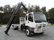 Used 2006 Isuzu FVZ1
