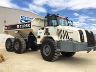 Used 2014 Terex TA30