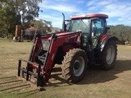 Used CASE IH Maxxum