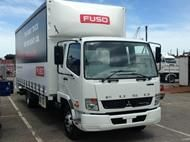 Used 2016 Fuso Fight