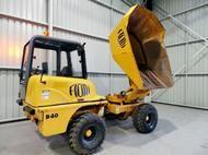 2005 Fiori DF40 Wheeled Dumper