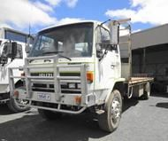 Used 1990 Isuzu FVR9