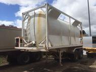 Liquip 22000 Litre Water Tanker